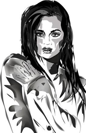 Vanessa Williams by florindamaria